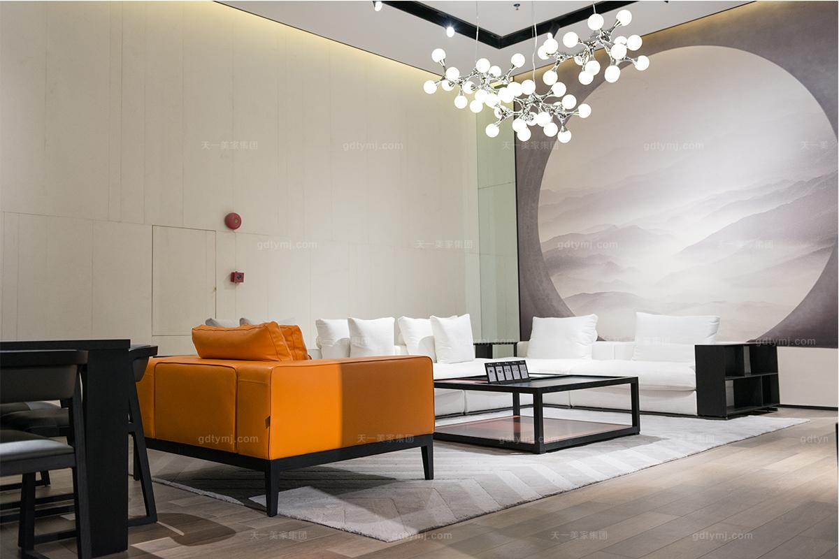 万博app手机版万博manbetx客户端极简奢客厅沙发