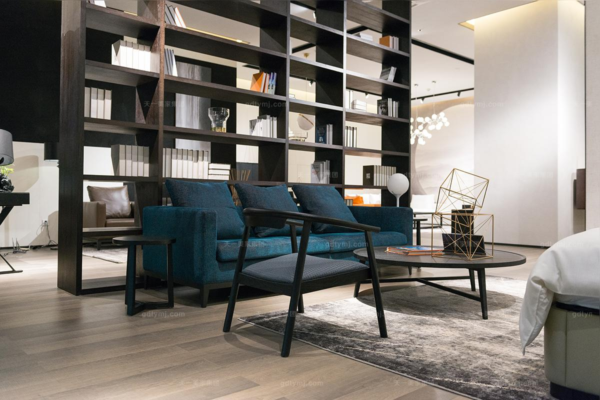 高档家具简奢客厅休闲沙发