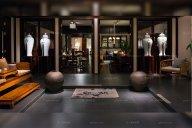 大气含蓄的简奢风格家具,诠释不一样的新中式庭院味道!