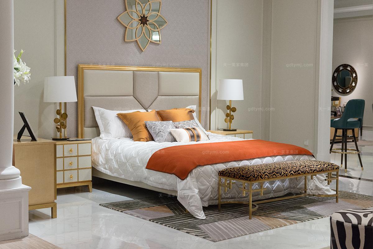 高逼格轻奢家具的正确打开方式,演绎极致的轻奢风格情调!