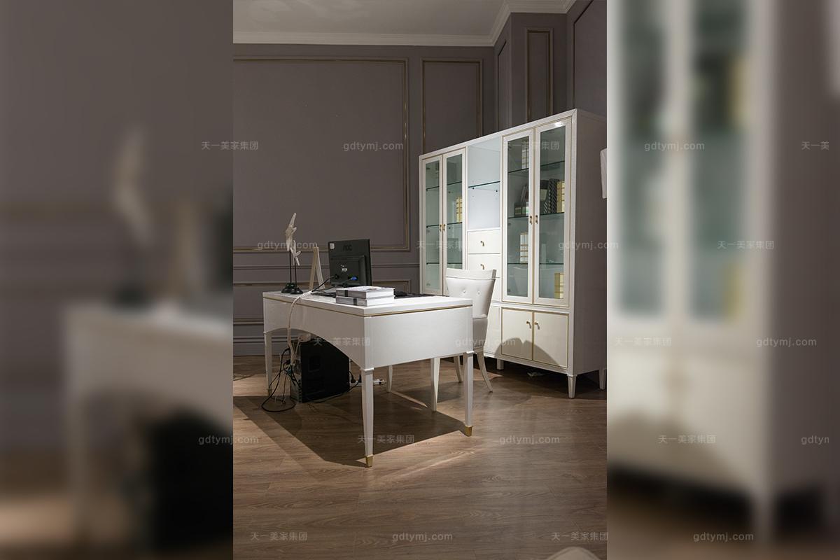 万博app手机版万博manbetx客户端轻奢书房万博手机网页书桌椅
