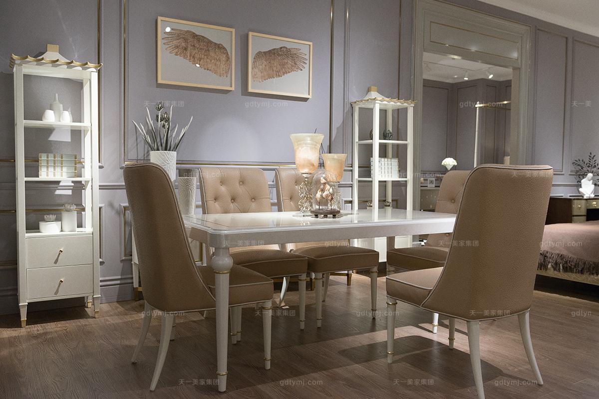 顶级奢华豪宅家具餐桌椅