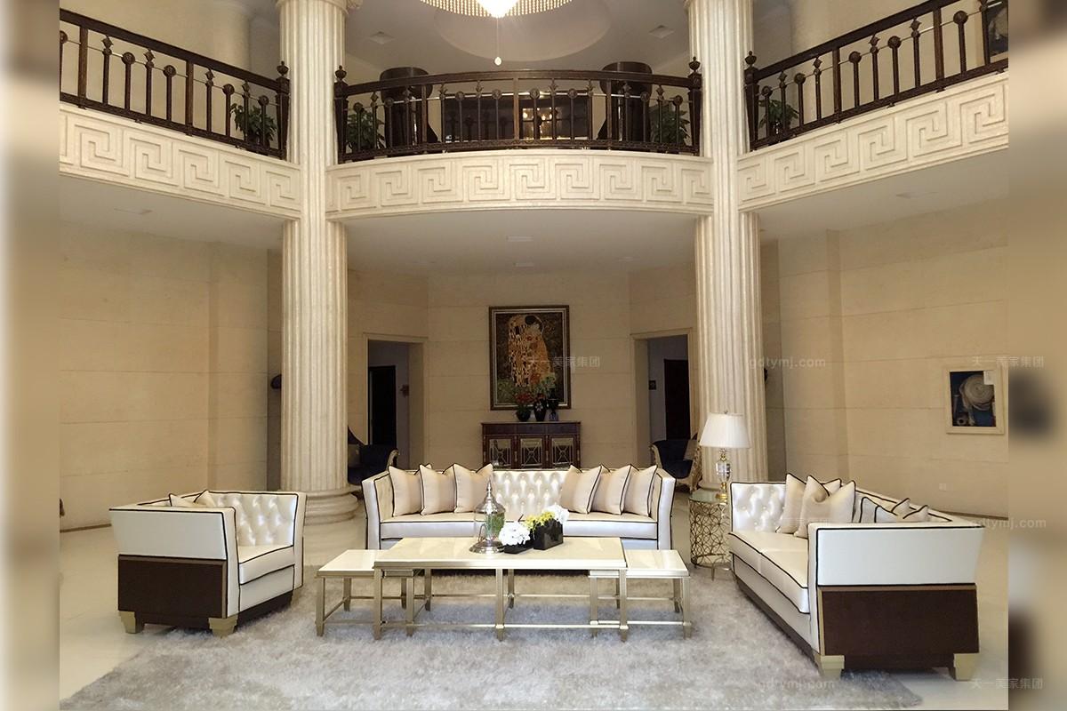 88bf必发官网轻奢家具客厅沙发组合