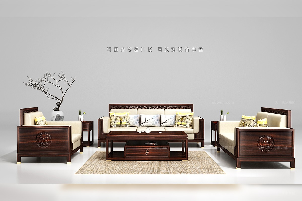 天一美家惊世轻奢主义,将掀起轻奢家居行业新 天一美家 天一美家家具