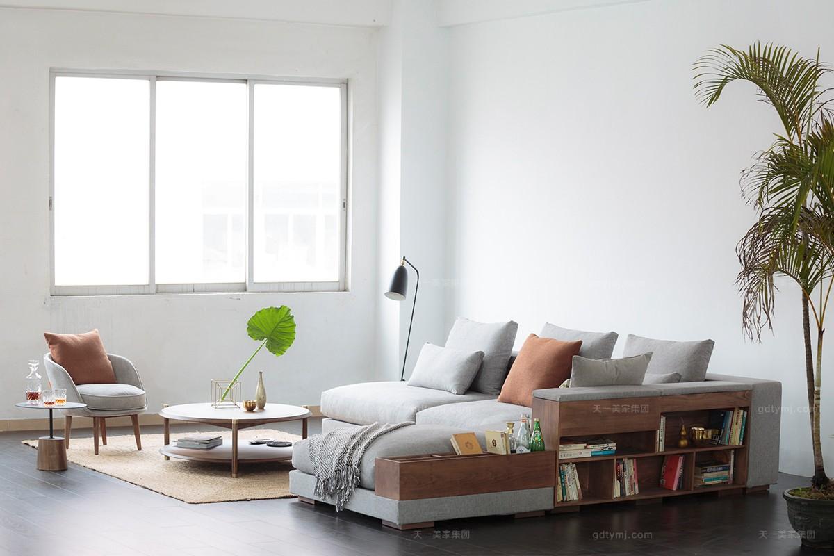 万博app手机版美万博manbetx客户端轻奢实木客厅沙发