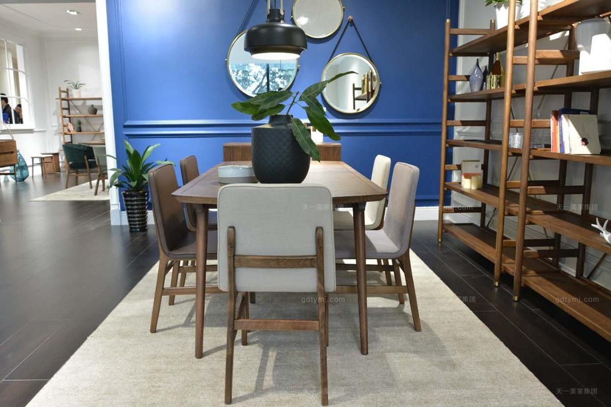 万博app手机版万博manbetx客户端实木轻奢餐桌椅