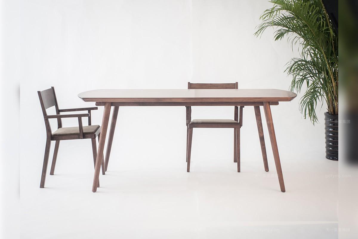 万博app手机版万博manbetx客户端轻奢实木餐桌