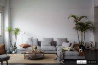 现代轻奢风格,追寻一种极致简单的生活艺术!