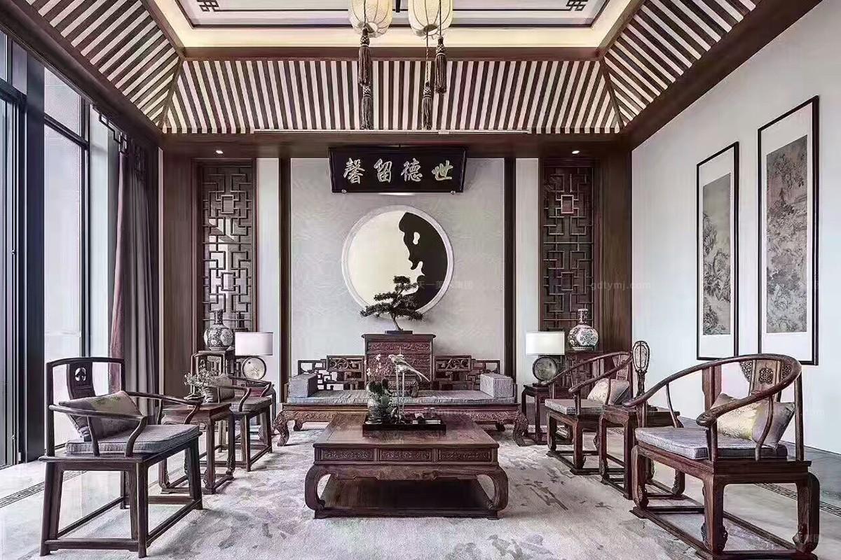 新中式风格是以中国传统古典文化作为历史、文化背景的,营造的是极富中国传统情怀的生活空间。包括新中式家具、青花瓷、紫砂茶壶以及一些红木工艺品等等都体现了浓郁的东方艺术之美,这也正是新中式风格非常独特的地方,今天小编为大家介绍的是来自新中式轻奢家具品牌服务商天一美家家具集团最新推出的2017时尚新中式轻奢家具品牌系列。