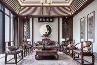 2017年最新流行时尚轻奢新中式风格,传扬中国传统美学新理念!