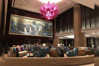 浙江义乌香格里拉五星级酒店整体家具、软装工程案例实景展示!