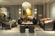 最新流行的轻奢家具风格什么样?演绎出一种生活之美,你值得拥有!