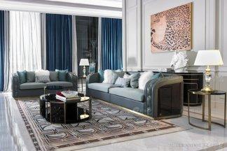最新轻奢高档家具品牌风格流行趋势有哪些?轻奢高档家具正当火!