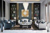 轻奢别墅样板房家具定制,都有哪些实力的品牌?