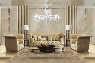意式轻奢家具特点有哪些?只为定制你的专属高档别墅家具!