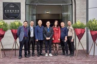 大咖駕到 | 熱烈歡迎  國際設計大師梁景華、著名海外華人設計巨匠盧志榮先生