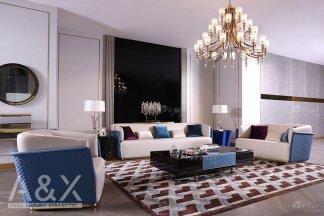 选一款精致的轻奢沙发,给父亲节准备一份暖心的礼物!