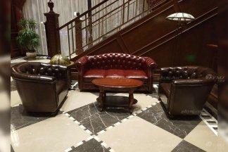 横店梦外滩酒店家具经典美式家具风格工程项目案例展示!