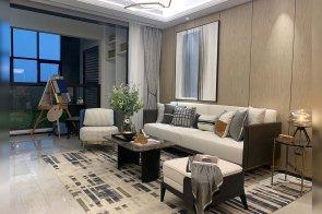 高档现代轻奢样板间家具、软装饰品工程--振兴.兴和城样板间项目案例展示!