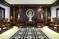 会所家具什么样才算高档?天一会--打造赏心悦目的顶级中式会所家具典范!
