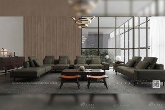 高端真皮轻奢沙发翻新价格贵不贵?轻奢沙发换皮方法及注意事项详解!