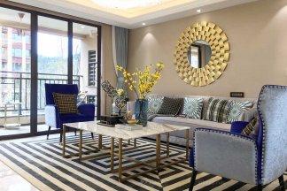 轻奢家具风格的绝配装饰元素--黄铜,带来意想不到的优雅魅力!