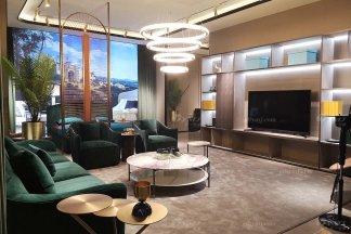 最新时尚意式意式轻奢家具,一种欲罢不能的极致艺术风格体验!
