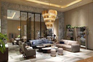 最新轻奢简欧家具风,一种浪漫自然的舒适感!