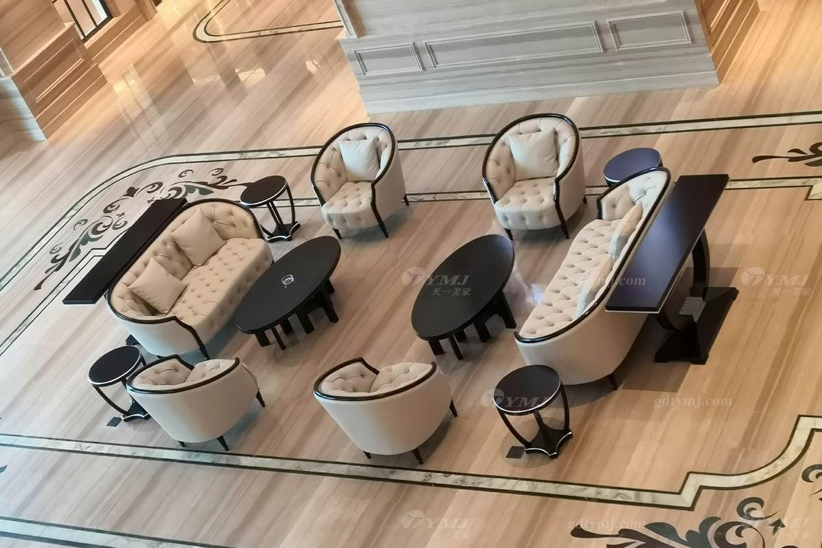 五星级酒店家具简欧沙发