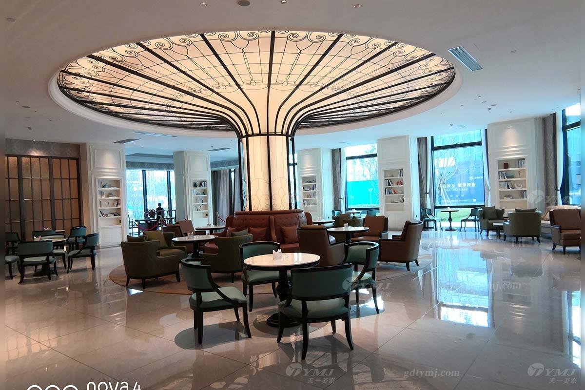 五星级酒店家具洽谈桌椅