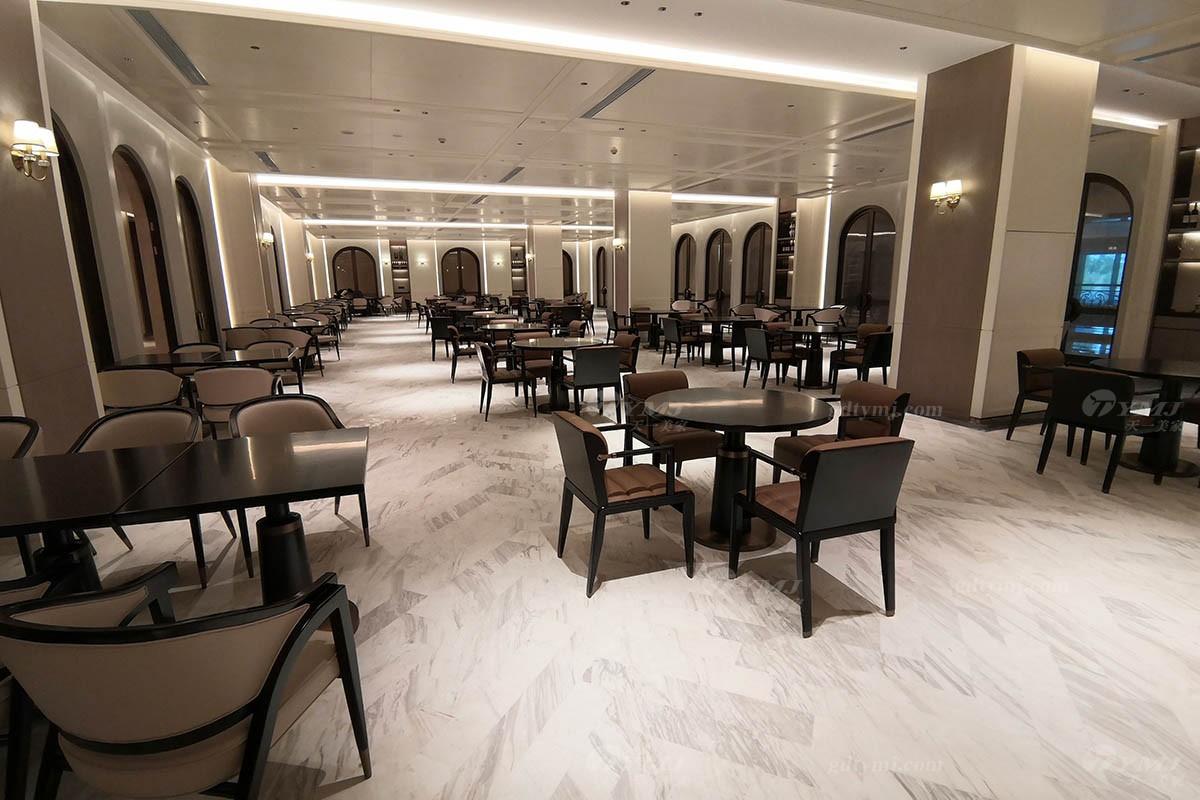 五星级酒店家具餐桌椅