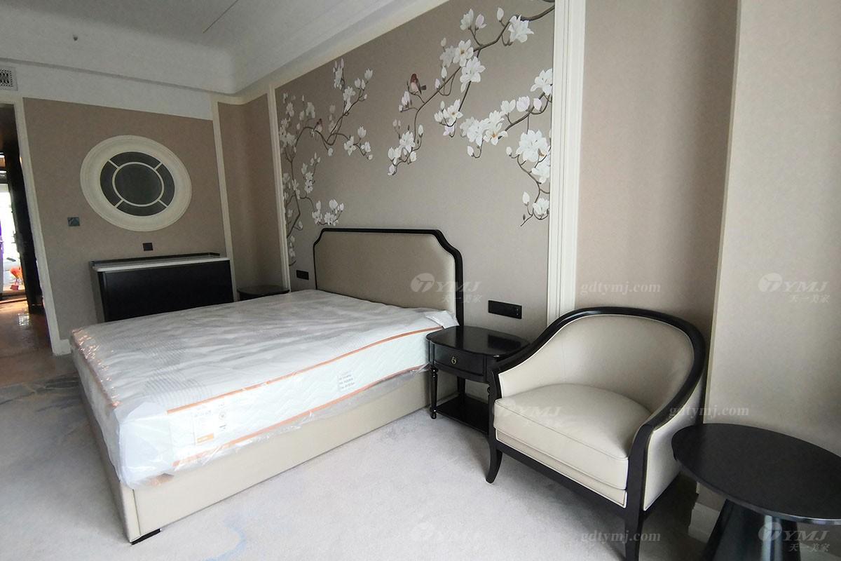 五星级酒店家具豪华大床