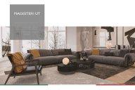 最新意式家具品牌推荐之Magister UT:现代与轻奢的完美融合!!