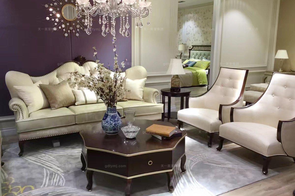 别墅大宅客厅沙发