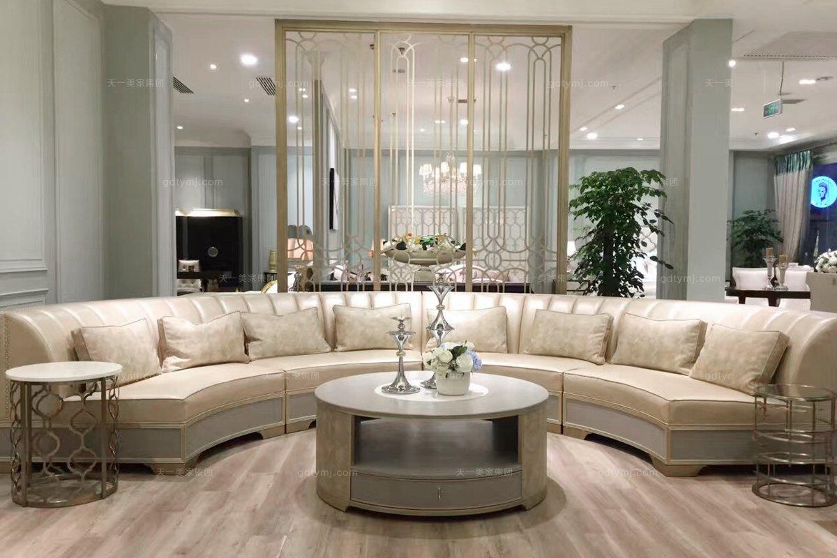 别墅家居大沙发
