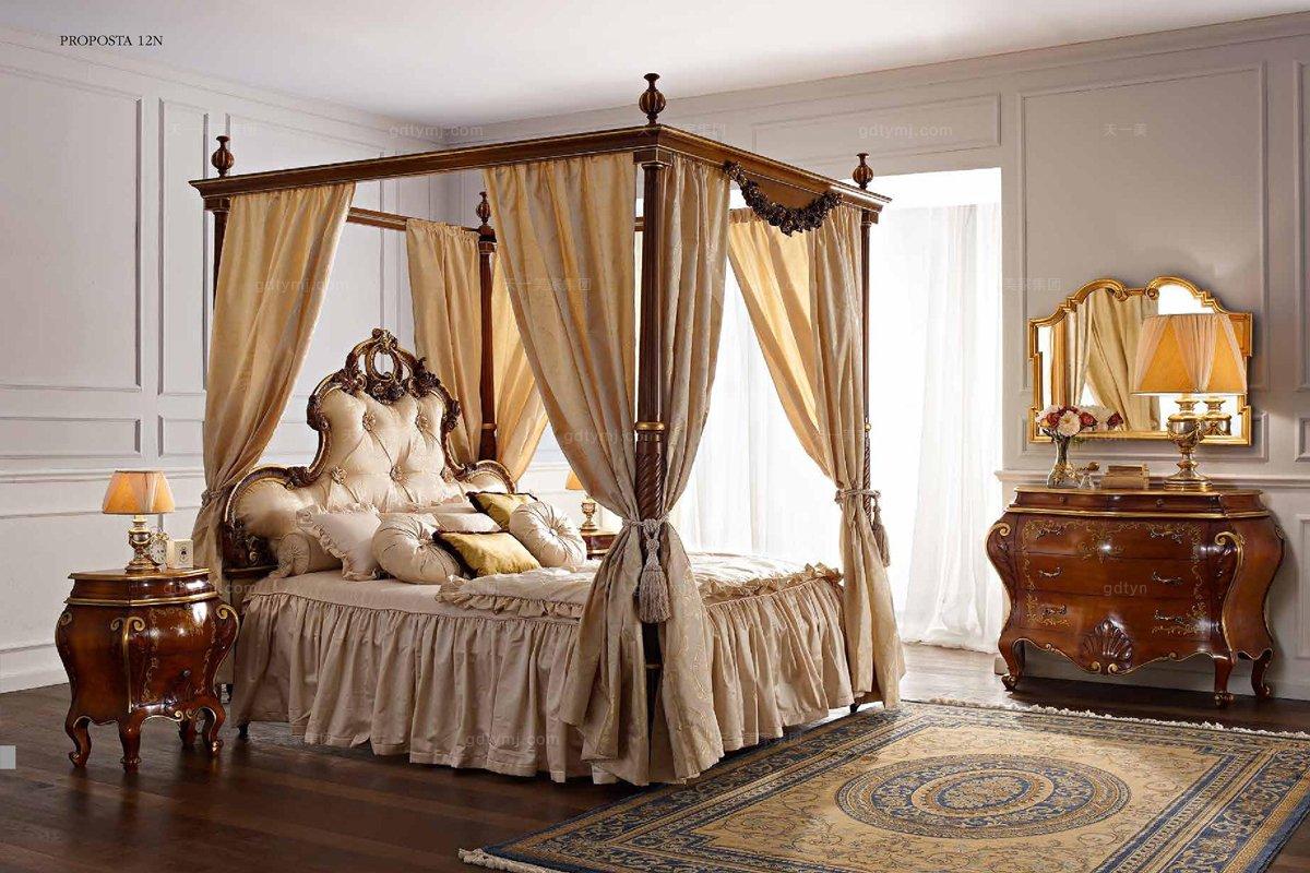 揭秘家装高端欧式家具定制的几个技巧
