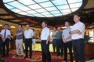 中国新兴家居产业信阳研讨会在信阳天一美家召开