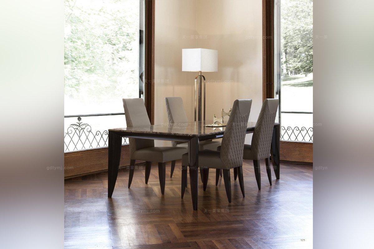 意大利餐桌椅