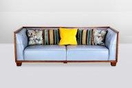 欧式别墅沙发,读书少第一次见这么精美的沙发!
