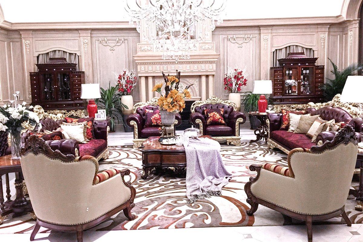 新古典奢华沙发