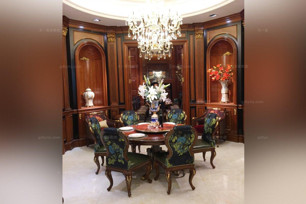 新古典餐桌椅